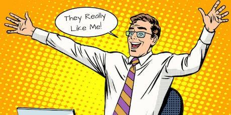 Online Social Sales Training Workshop October tickets