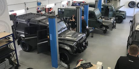 DrivenNet Yorkshire - Twisted Automotive tickets