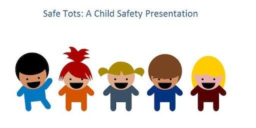 Safe Tots October 23rd