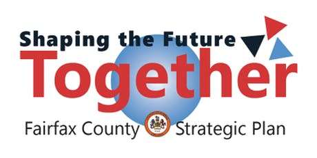 Community Conversation: Shaping the Future of Fairfax County Together boletos
