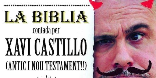 Xavi Castillo - La biblia (Pre estreno)