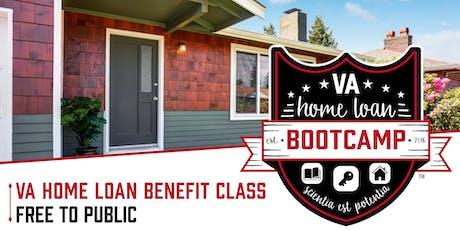 VA Home Loan Bootcamp Everett tickets