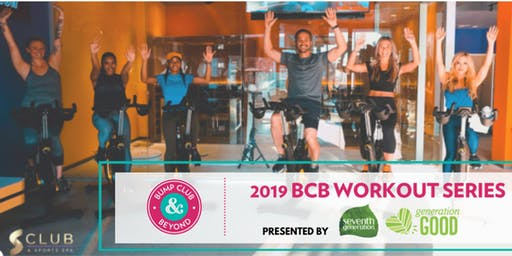 BCB Workout with S-Club Presented by Seventh Generation! (Manhattan Beach,CA)