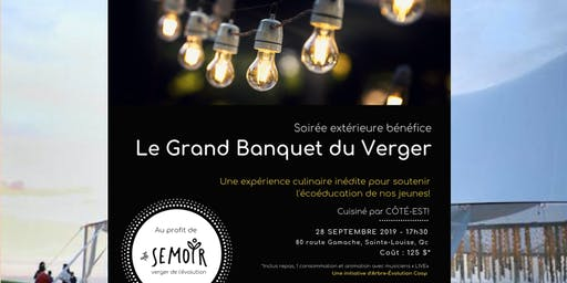 Le Grand Banquet du Verger