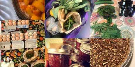 September Food Swap! tickets
