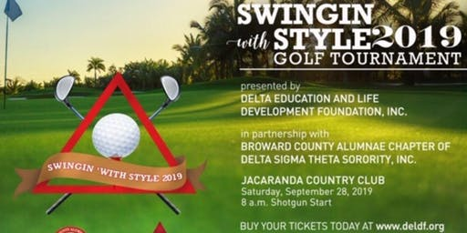 Swingin' with Style 2019 Golf Tournament