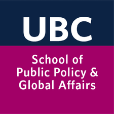 UBC School of Public Policy and Global Affairs logo