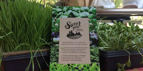 Grow Your Own Microgreens Workshop tickets