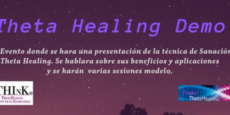 Theta Healing Demo en Espanol tickets