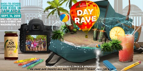 Day Rave (A Rooftop Fundraising Fete) tickets
