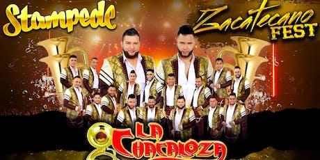 Banda La Chacaloza tickets