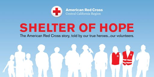 American Red Cross - Shelter of Hope Reception - Bakersfield
