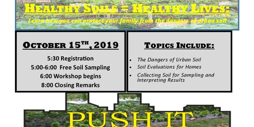 Healthy Soils=Healthy Lives