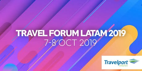 Travel Forum Latam - 2019 entradas