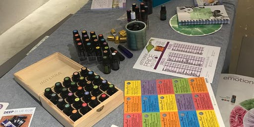 Essential Oils & Emotions Workshop
