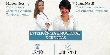 Jornada de Desenvolvimento Profissional - Inteligência Emocional e Crenças - 4ªEdição ingressos