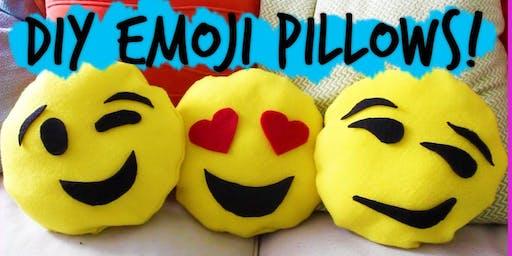 Creation Lab: Emoji Pillows
