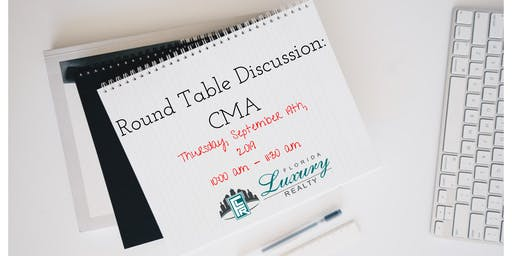 Round Table Discussion: CMA