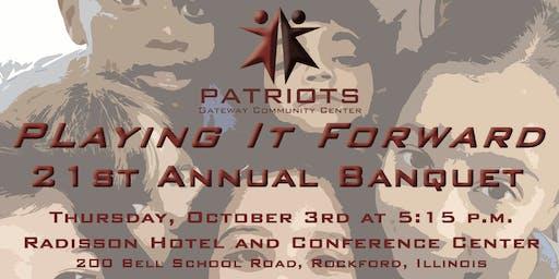 Patriots Annual Banquet