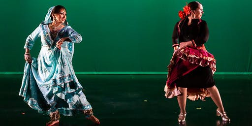 KATHAK FLAMENCO - A Celebration of Cultures!