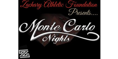 Monte Carlo Nights tickets