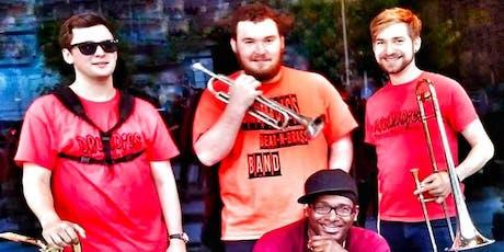 The Sundots,Benny Benson,Drumadics,Chatterbox, Wes Urbaniak & Mountain Folk tickets