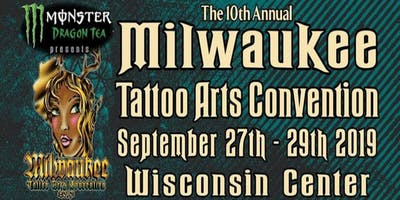 The 10th Annual Milwaukee Tattoo Arts Convention