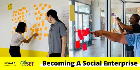 Becoming A Social Enterprise tickets