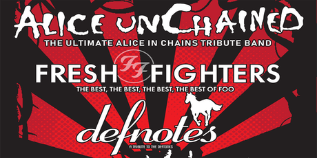 Alice Unchained: The Ultimate Alice In Chains Tribute Band tickets
