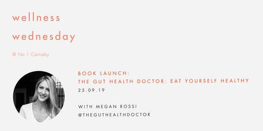 Wellness Wednesday by Sweaty Betty: Eat Yourself Healthy with The Gut Health Doctor