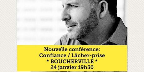 BOUCHERVILLE-COMPLET/Supplémentaire: 10 juin 2020 Achat www.MarcGervais.com tickets