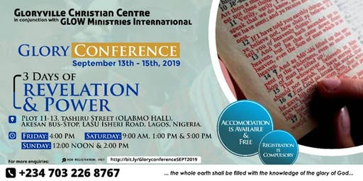 3 Days of Revelation and Power