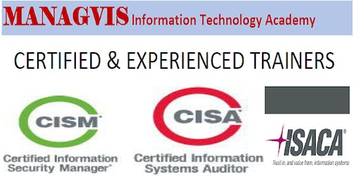 CYBER SECURITY TRAININGS IN LAGOS BY PROFESSIONALS (CISA and CISM Certification Boot camps)