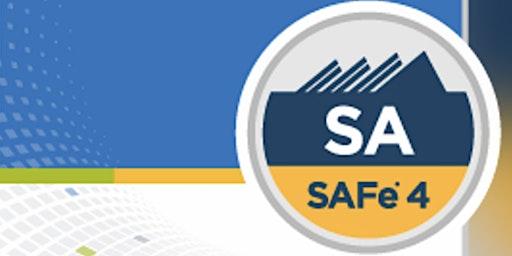 Leading SAFe 5.0 with SAFe Agilist Certification Folsom,CA(Weekend)