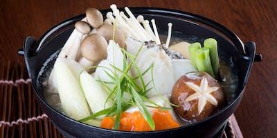 Japanese Cooking: Mizutaki