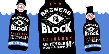 6th Annual Brewer's On the Block tickets