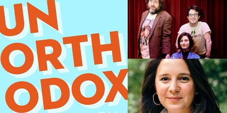 An Unorthodox Live Podcast Recording with Bari Weiss tickets