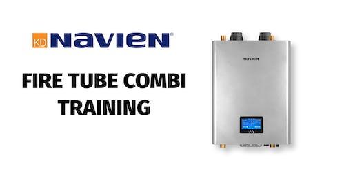 Navien Fire Tube Combi Training