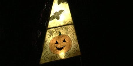 Spooky Lantern Walk tickets