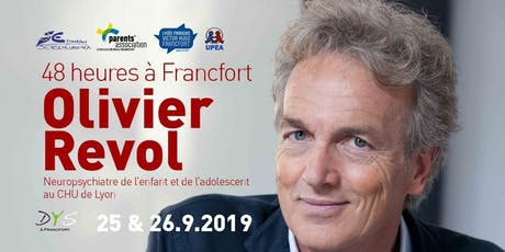 Dr. Olivier Revol - S'épanouir à l'école, une idée folle ? Tickets