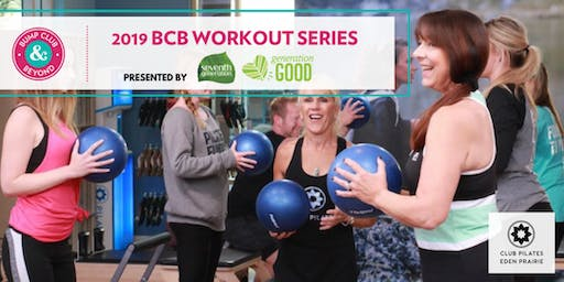 BCB Workout with Club Pilates Presented by Seventh Generation! (Eden Prairie, MN)