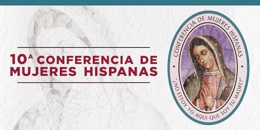 10a Conferencia de Mujeres Hispanas