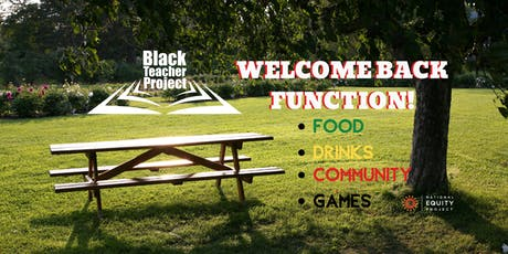 Welcome  Back Function tickets