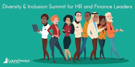 Diversity & Inclusion Summit tickets