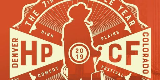 High Plains Comedy Festival 7  - Day Two