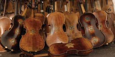 ALONG THE TRADE ROUTE / Violins of Hope