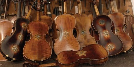 ALONG THE TRADE ROUTE / Violins of Hope tickets