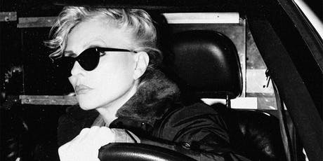 Blondie's Debbie Harry in conversation with Chris Stein & Rob Roth tickets