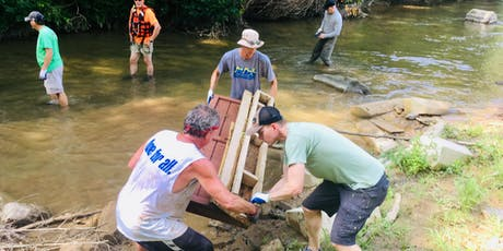 Volunteer Workday at Otter Creek tickets
