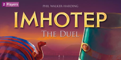 Learn to Play - Imhotep: The Duel